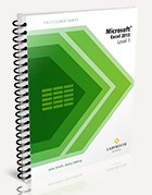 FastCourse Microsoft Excel 2013: Level 1