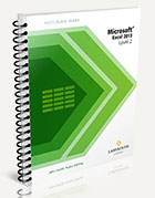 FastCourse Microsoft Excel 2013: Level 2