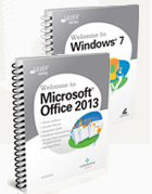 Welcome to Office 2013 with Welcome to Windows 7