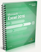 FastCourse Microsoft Excel 2016: Level 1