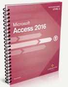 FastCourse Microsoft Access 2016: Level 2