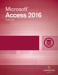 Microsoft Access 2016: Level 2