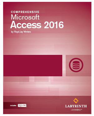 Microsoft Access 2016: Level 3