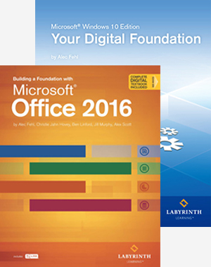 Your Digital Foundation & Building a Foundation with Microsoft Office 2016