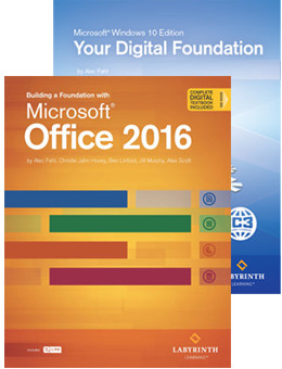 Building a foundation with microsoft office 2016 your digital building a foundation with microsoft office 2016 your digital foundation fandeluxe Image collections