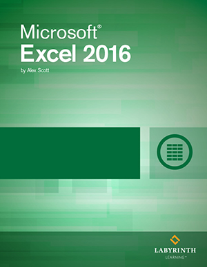 Microsoft Excel 2016: Comprehensive