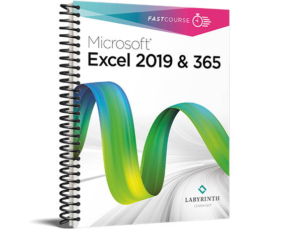 FastCourse Microsoft Excel 2019 & 365: Level 2
