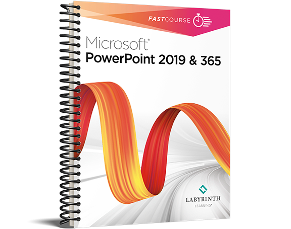 FastCourse Microsoft PowerPoint 2019 & 365: Level 1