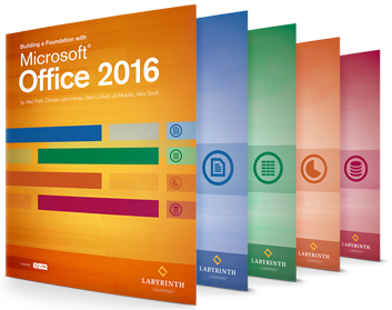 Office 2016 Books