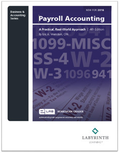 Payroll Accounting: A Practical, Real-World Approach - 4th Ed