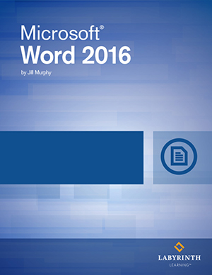 Microsoft Word 2016: Level 1
