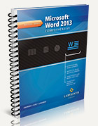 Microsoft Word 2013: Comprehensive