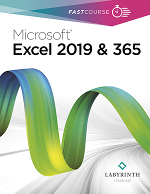 FastCourse Microsoft Excel 2019 and 365: Level 1