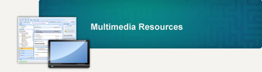 Multimedia Resources