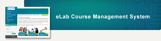 eLab Course Management System