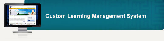 Custom Learning Management System