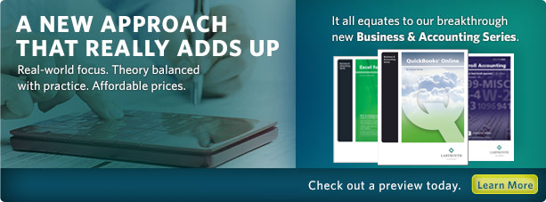 Introducing the new Business and Accounting Series